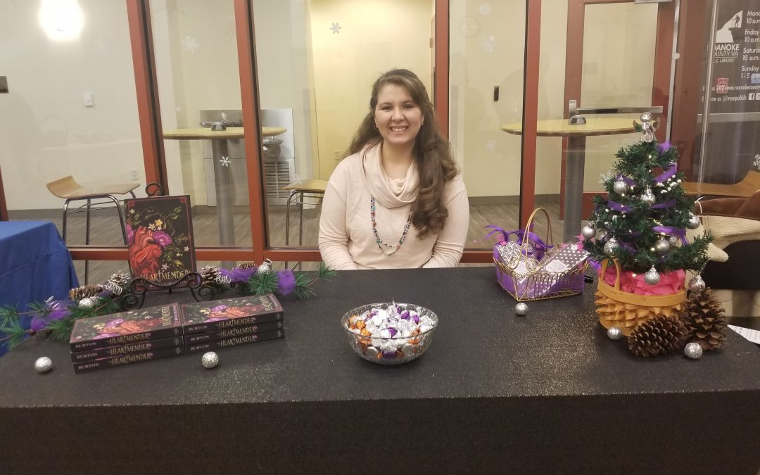 Local Author Showcase at South County Library