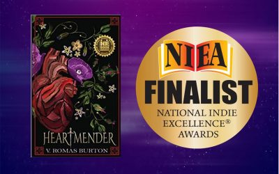 Heartmender gains Finalist placement for National Indie Excellence Awards