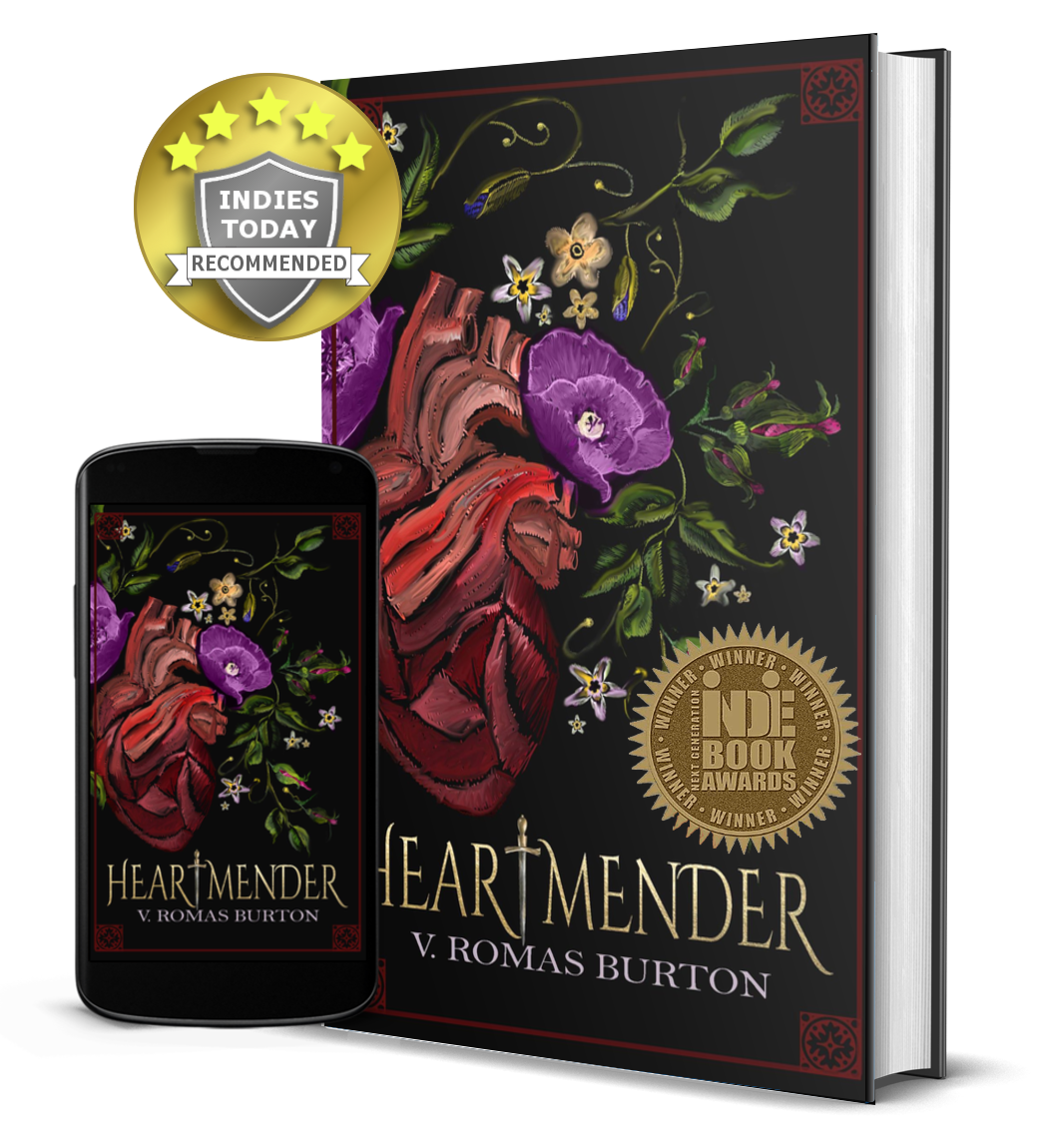 heartmender indie winner and recommends